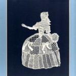 Crinoline Lady - Honiton Lace Making Pattern