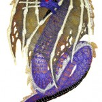Deadly Dragon - Milanese Lace Making Pattern