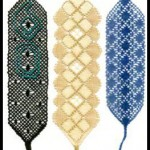 Mainly Lace Bookmarks, Book 1 - Torchon Lace Patterns