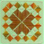 Hearts and Diamond Mat - Lace Making Pattern