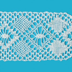 Free Torchon Lace Making Pattern